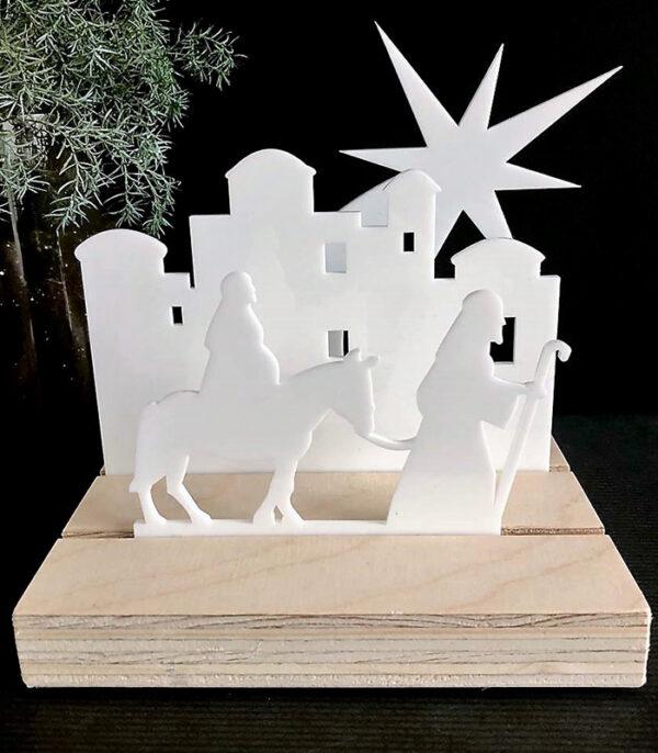 Ryborg Urban Designs krybbespil Betlehem