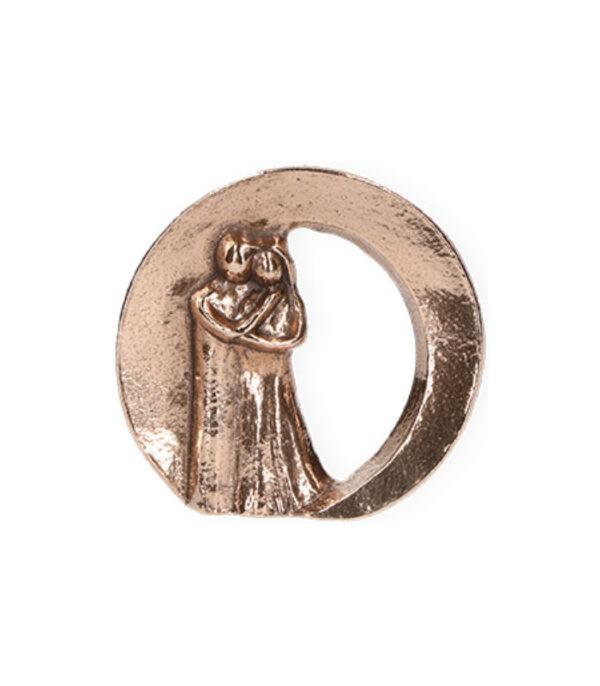 Bronze figur Elskende 116081