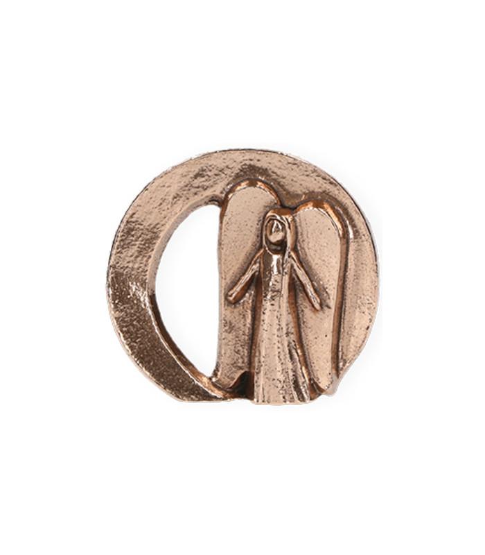 Bronze figur engel