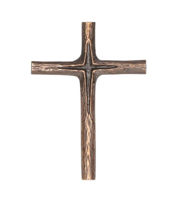 Bronze kors med kors udskæring 143799