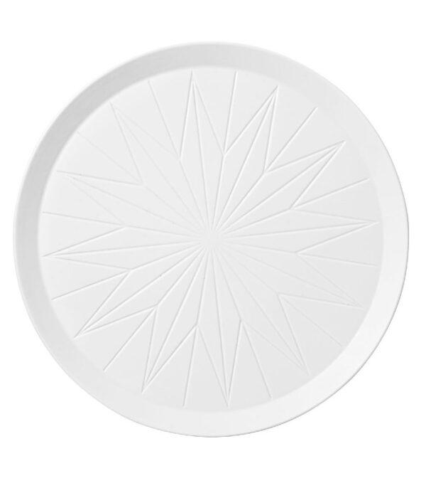 OnlyByGrace Porcelain fad med stjerne