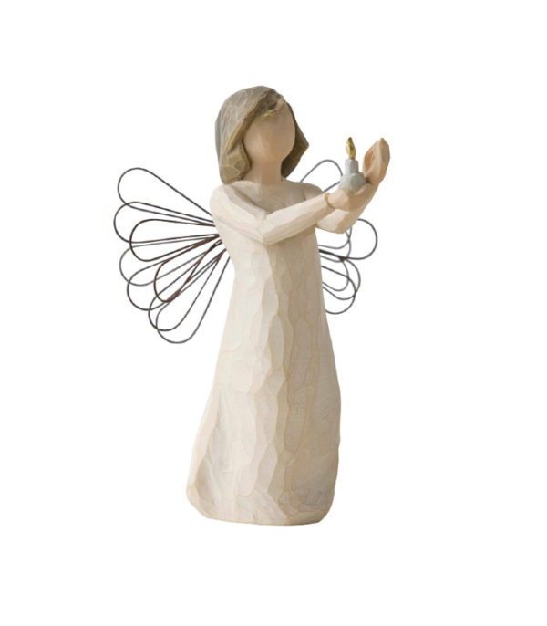 OnlyByGrace Willow Tree Angel of Hope