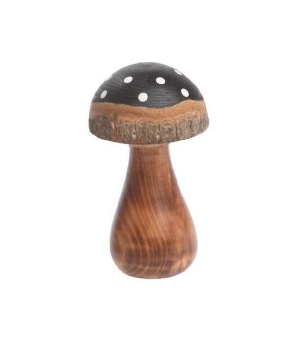 OnlyByGrace svampe i naturen sort
