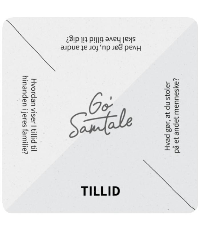 OnlyByGrace GoSamtale kort