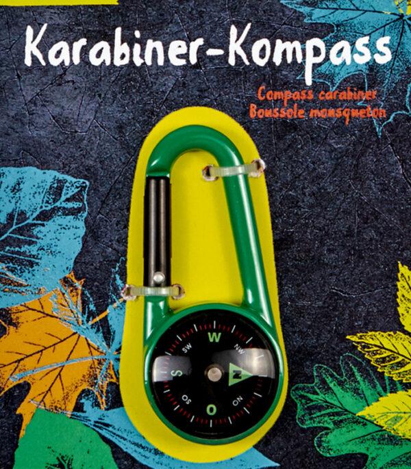 sp13683 kompas med karabinhage