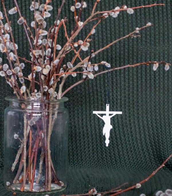 OnlyByGrace Jesus på korset Påske Ophæng