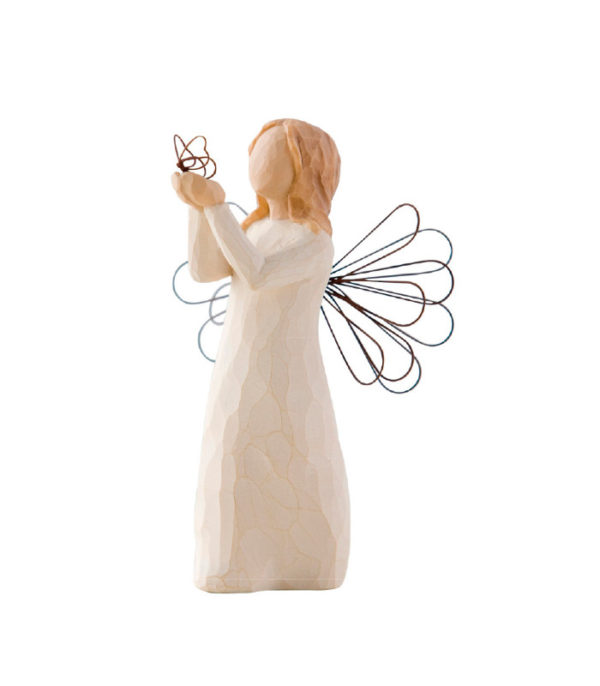 OnlyByGrace Willow tree Angel of freedom 26219