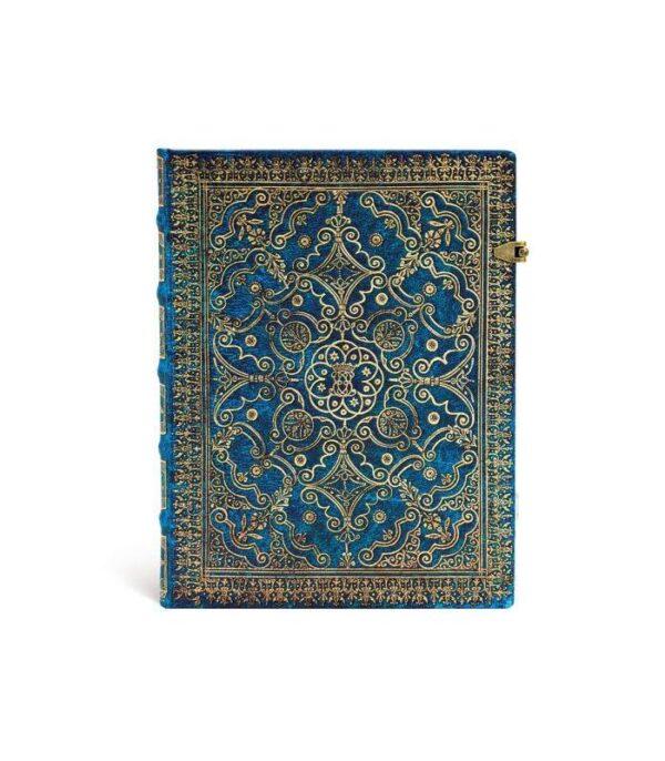 GraceOnlyByGrace Azure blue front Paperblanks