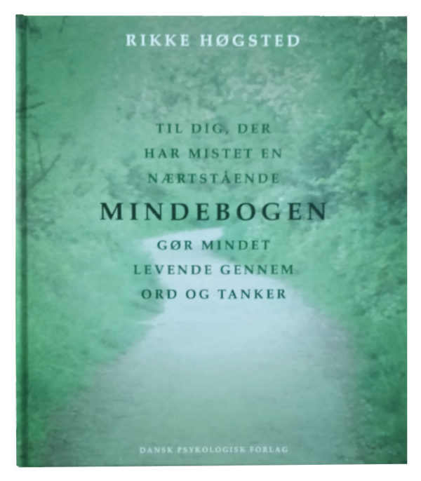 OnlyByGrace BOG Mindebogen Rikke Høgsted