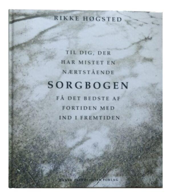 OnlyByGrace BOG Sorgbogen Rikke Høgsted