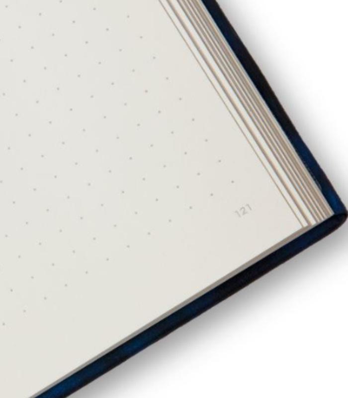 OnlyByGrace Grid prikker bullit journal paperblanks