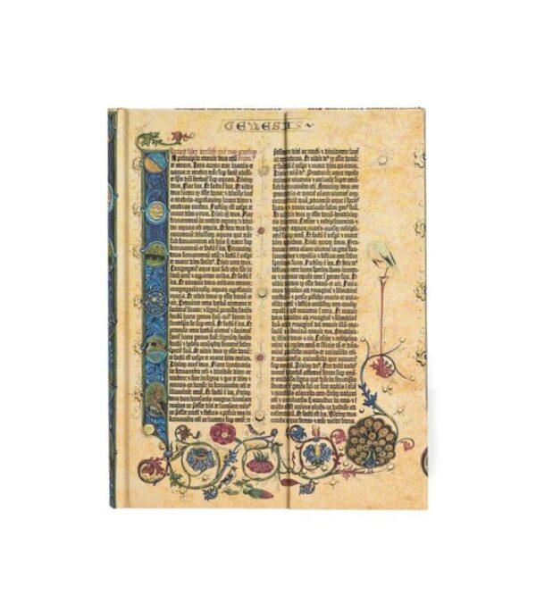 OnlyByGrace Gutenberg Bibel Genesis stående