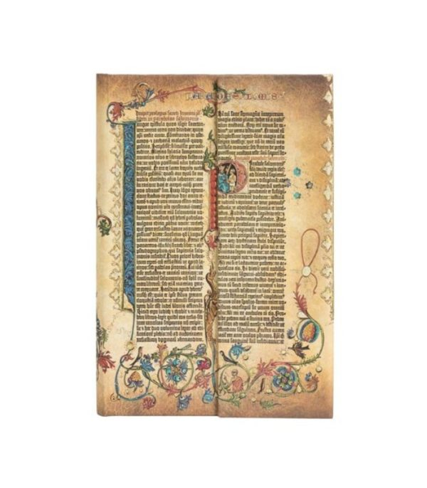 OnlyByGrace Gutenberg Bibel Ordsprog stående