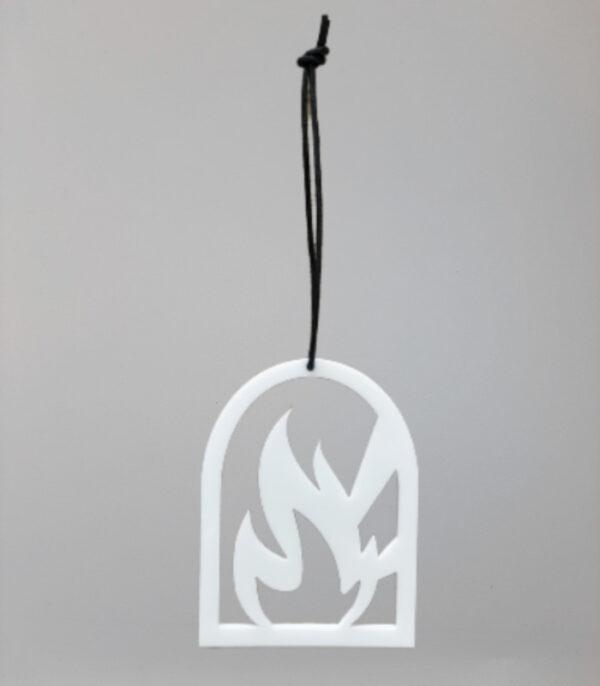 OnlyByGrace Tunger af ild ophæng
