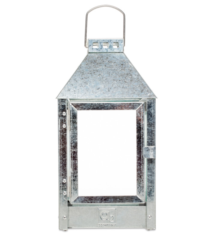 OnlyByGrace A2Living 40001 Mini Lanterne Classic Galvaniseret