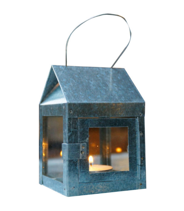 OnlyByGrace A2Living 40080 Hanging Lantern with wire Galvaniseret(2)