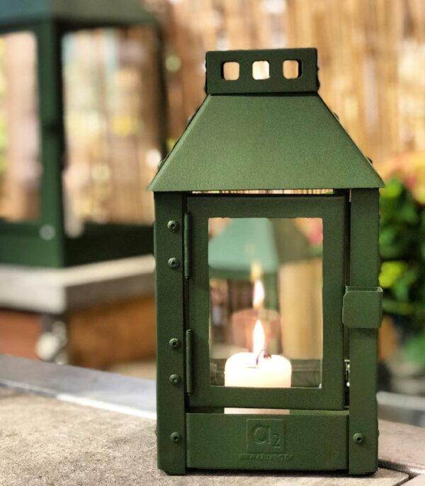 OnlyByGrace A2Living 40270 Micro Lantern Olivegreen galvaniseret(2)