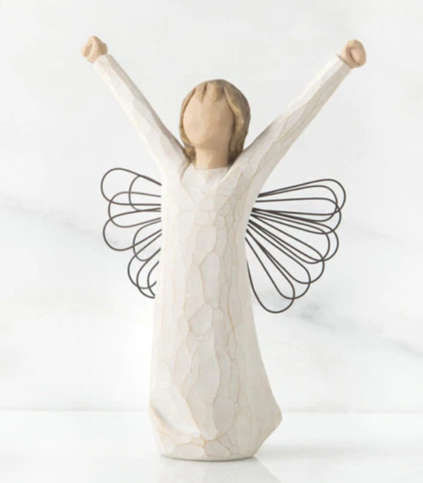 OnlyByGrace Willow Tree Angel of courage