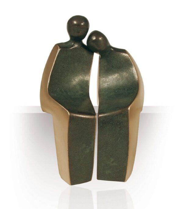 OnlyByGrace Bronzefigur Drømmeparret
