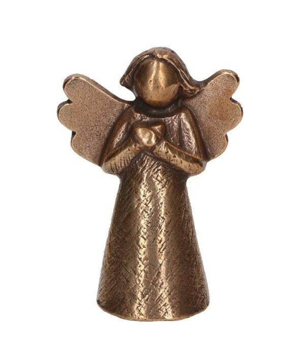 OnlyByGrace Bronze engel velsignelse