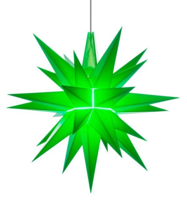 OnlyByGrace Herrnhut 13cm grøn
