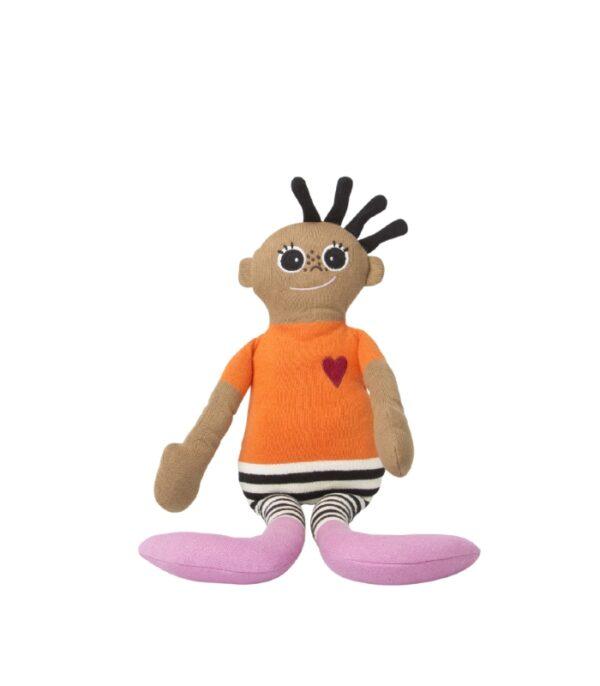 OnlyByGrace KAI dukke orange 60cm