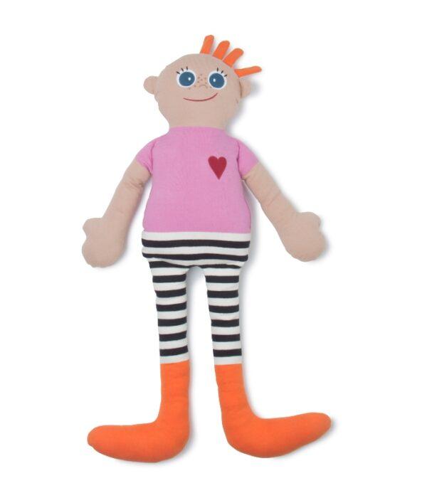 OnlyByGrace KAI dukke pink 100cm