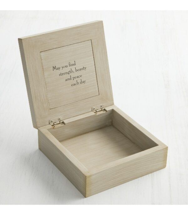 OnlyByGrace WillowTree Memory Box Opened